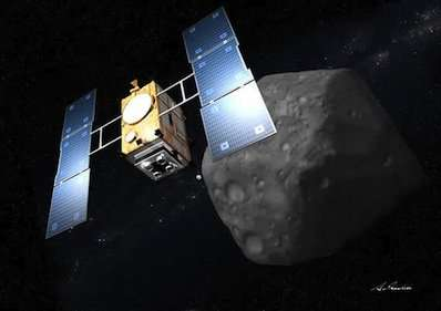 Hayabusa 2 Mission approved by Japanese government