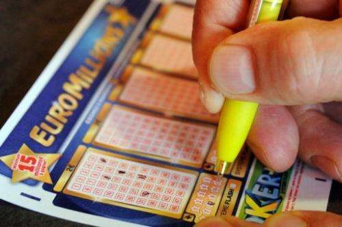 he EuroMillions lottery, launched in 2004, is played by nine countries across western Europe