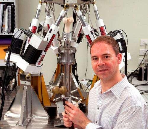 Hexapod Robot wins engineers' high praise