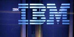 IBM reports higher 1Q earnings, flat revenue (AP)