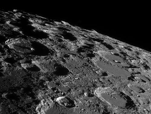 Incredible images of the Moon from Earth