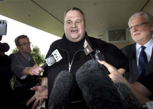 Indicted Megaupload founder plans site reboot