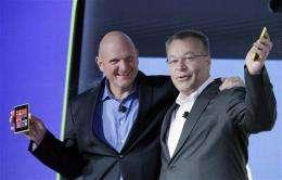 In fall Apple season, rival phone makers struggle