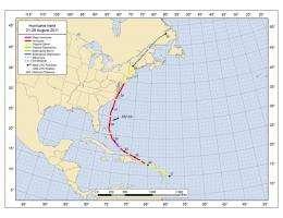 """""""Irene"""" retired from list of Atlantic Basin storm names"""