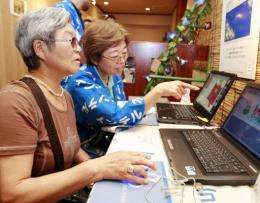 It's taken a while, but a majority of Americans aged 65 and older are now finally using the Internet or email