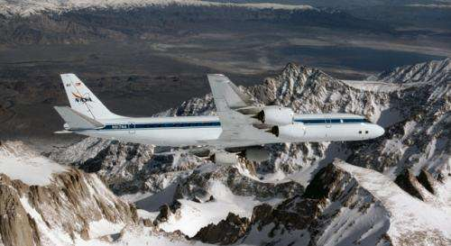 JPL radar treks to great white north to study snow