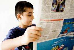 Just 28 percent of young people in Spain read either online or conventional newspapers each day