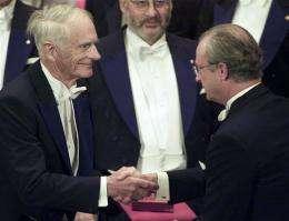 Knowles, who won chemistry Nobel Prize, dies at 95
