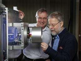 Laser scan at full speed