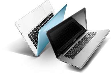 Lenovo unveils new ultrabooks
