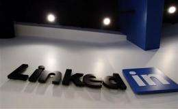 LinkedIn's 4Q earnings strong, revenue doubles (AP)
