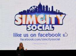 Lucy Bradshaw GM of Maxis presents