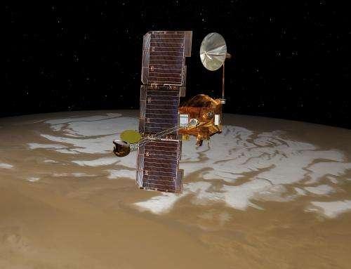 Mars longevity Champ switching computers