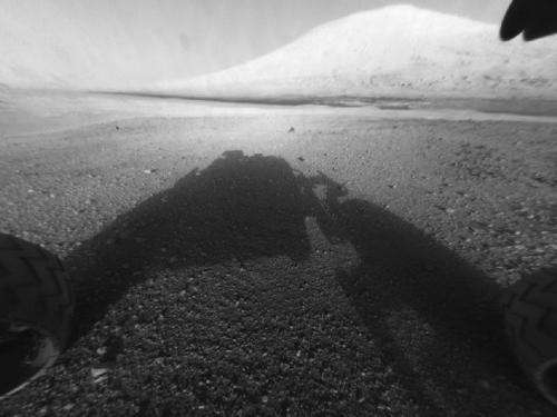 Mars rover's best days are ahead