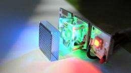 Mini-projector for smartphones