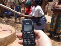 Mobile technology to fix hand pumps in Africa
