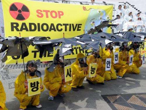 More than 5,000 components of two South Korean nuclear power reactors were found to have fake certificates