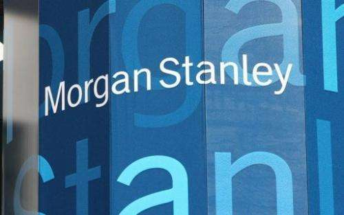 Morgan Stanley was charged with coaching Facebook on how to present lowered earnings estimates to company analysts