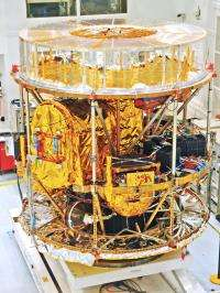 MSG-3 satellite ready to continue weather-monitoring service
