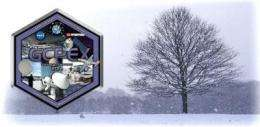 NASA cold weather airborne campaign to measure falling snow 01.12.12