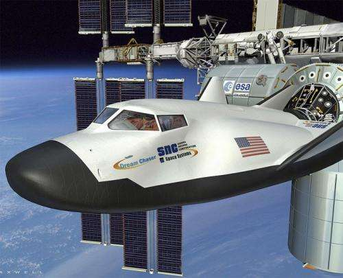 NASA looking for more space taxis
