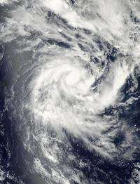 NASA satellite sees birth of Tropical Storm Ethel, now threatening Rodrigues