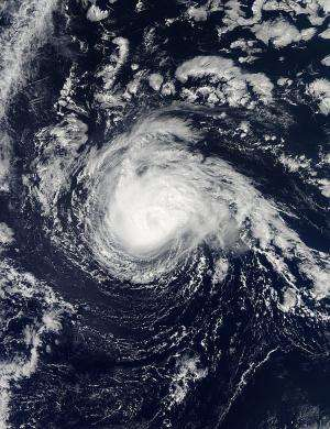 NASA's HS3 mission thoroughly investigates long-lived Hurricane Nadine