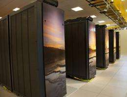 NCAR-Wyoming Supercomputing Center opens: First science begins