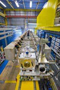 New accelerator to examine heavy-ion-beam approach
