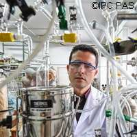 New method to clean and treat polluted water for extraction of chemicals