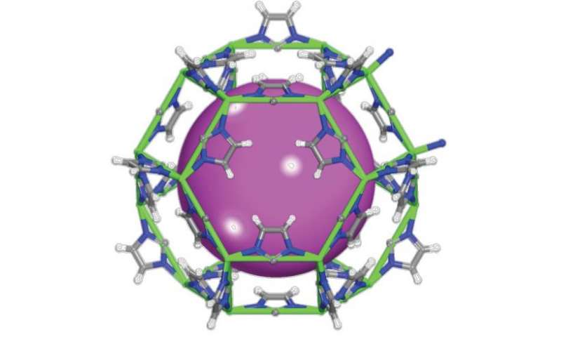 New nano trap protects environment