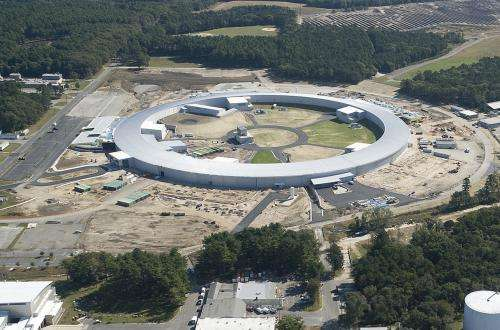 New National Synchrotron Light Source II construction more than 70 percent complete
