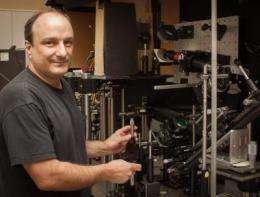 New super-resolution microscope to be built at UH with $1 million grant
