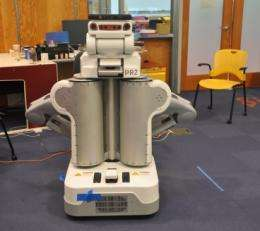New system allows robots to continuously map their environment