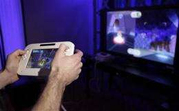 Nintendo gives 2nd glimpse of Wii U game machine (AP)