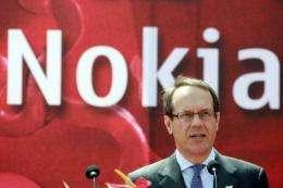 Nokia chairman Jorma Ollila