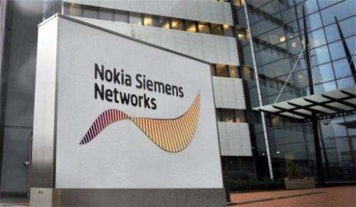 Nokia Siemens Networks headquarters in Espoo, some 15 kms from Helsinki