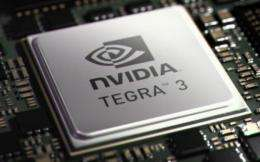 Nvidia trumpets Tegra 3 phone design wins for 2012