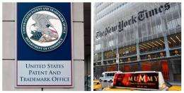 NYTimes leads group defense in mobile patent suit