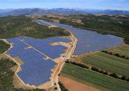 Optimal planning of solar power plants