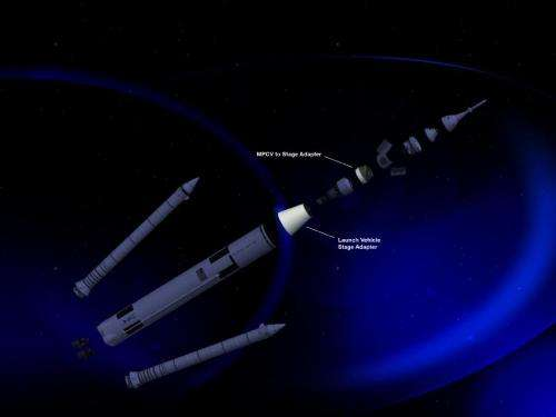 Orion test flight: A look at SLS hardware, integration