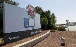 Poll: Half of Americans call Facebook a fad (AP)