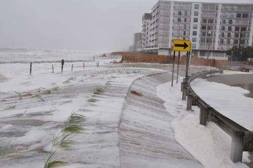 Post-Sandy, hurricanes and hospitality examined