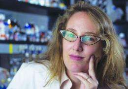 Professor Virginia Cornish chemically engineers yeast to detect cholera
