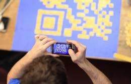 QR code usage up 96 per cent among European smartphone owners