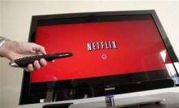Review: Everybody's streaming Netflix, but what? (AP)