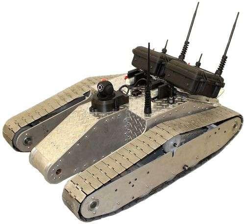 Built from scratch: WiFi-extending robot beast (w/ Video)