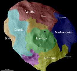 Rosetta flyby uncovers the complex history of asteroid Lutetia