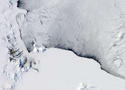 Ross Sea in Antarctica is the world's most intact marine ecosystem