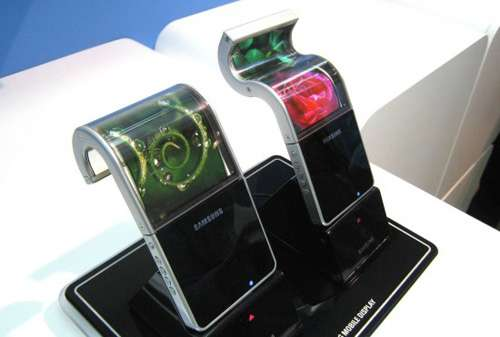 Samsung rowing harder and faster for flexible screen production